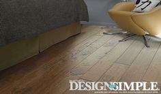 Beautiful Design Made Simple - http://beautifuldesignmadesimple.com/2013/11/05/beautiful-classic-hardwood-floors-to-fit-any-space/
