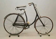 Gormully & Jeffrey Diamond Rambler 1889...