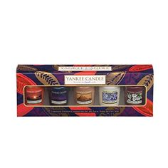 Yankee Candle Autumn 2015 Out of Africa 5 Votive Gift Set