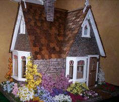 little cottage doll house