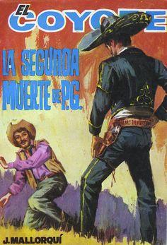 La segunda muerte de P. G. Garrison. Ed. Cid, 1964 (Col. El Coyote ; 189)