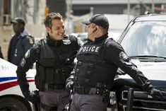 Flashpoint - Sergio and Enrico