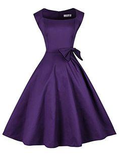 Babyonline Women's Hepburn Style 1950s Vintage Rockabilly... https://www.amazon.co.uk/dp/B0191IVTWE/ref=cm_sw_r_pi_dp_32WgxbPRR1JFJ