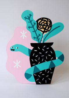 Wooden Cut Outs • Lucy Sherston