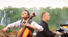 The Mission / How Great Thou Art - The Piano Guys (Wonder of The World 2...