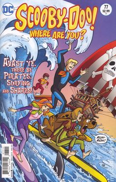 Scooby-Doo Where Are You? (2010 DC) 77