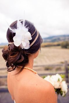 3 Easy Steps to Have a Romantic Wedding Hairstyle