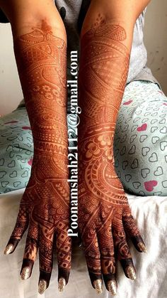 Henna Design By Fatima Full Mehndi Designs, Henna Hand Designs, Khafif Mehndi Design, Floral Henna Designs, Mehndi Designs Feet, Simple Arabic Mehndi Designs, Latest Bridal Mehndi Designs, Indian Mehndi Designs, Mehndi Design Pictures