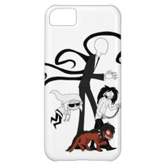 Out for a walk skin case for iPhone 5C