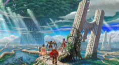 Ragnarok Odyssey (Vita, 2013)