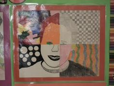 Runde's Room: Our Many Faces: Visual Arts Activity