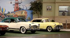 John Staluppi's Cars of Dreams Museum Classic Cars, Museum, Dreams, Vintage Classic Cars, Museums, Classic Trucks