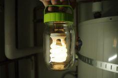 The Jar Lantern
