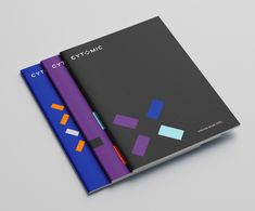 Brand New: New Logo and Identity for Cytomic by The Woork Co - Shalna Dunsmuir Book Cover Design, Book Design, Layout Design, Design Design, Graphic Design, Brand Identity Design, Branding Design, City Branding, Logo Branding