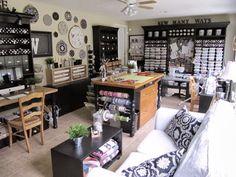 Ideas habitaciones costura artesanal