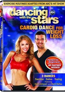 Dance like a pro and lose weight with Kym Johnson and Mark Ballas