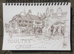 Poultry Cross, Salisbury