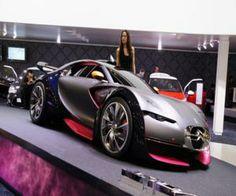Citroen Survolt electric car | car hd wallpaper | #citroensurvolt #carhdwallpaper | http://yours-cars.eu/CITROEN/Citroen.htm