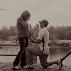 Surprise proposal  rules: 1) Ask for her parents blessing. 2) Make it a complete surprise. 3) use her full name 4) Have somebody catch it on camera. :)