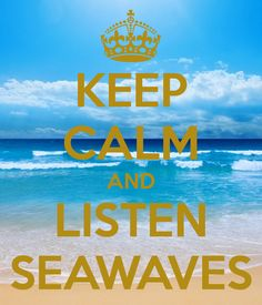 Early mornings on the beach are the best. Me, my love and our dog! Keep calm and listen to seawaves Keep Calm Posters, Keep Calm Quotes, Quotes To Live By, Life Quotes, Quotes Quotes, Motivational Sayings, Sport Quotes, Inspirational Quotes, Ocean Quotes
