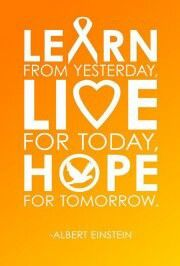 LEARN from yesterday, LIVE for today, HOPE for tomorrow. -Albert Einstein #quotesofhope #hope #quotes #inspiration