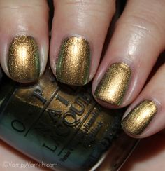 OPI's Just Spotted The Lizard is a Chanel Peridot dupe! Finally an affordable dupe comes along for that beauty! :)