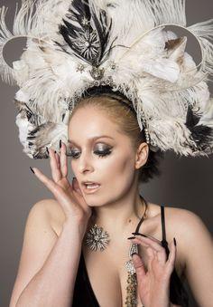 O Carnaval deluxe de Luciana Vendramini