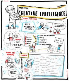 Bruce Nussbaum - Creative Intelligence (part 1)