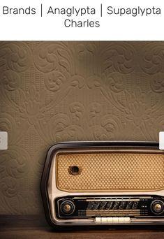 Shop Home, Furniture, Lighting, Kitchen & Art Rockett St George Anaglypta Wallpaper, Textured Wallpaper, Rockett St George, Kitchen Art, Sweet Home, Wall Art, Inspiration, Vintage, Interior Ideas