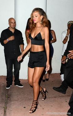Fashionably Fly: Fashion Trend: The Leather Bralette