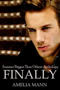 3 hearts from Love Bytes reviews for Amelia Mann's Finally.