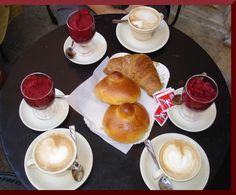 Granita:la tipica colazione estiva catanese