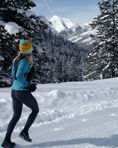 The more I run, the more I love my body. Not because it's perfect, far from it, but because with every mile it is proving to me that I am capable of more than I ever thought possible. credit to *** . Love My Body, My Love, Alpine Style, Trail Running, Skiing, Activewear, Gloves, Winter Jackets, Culture