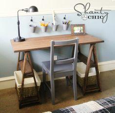 DIY Desk Restoration