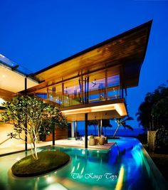 Glass Home!