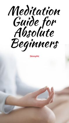 This Meditation Guide for Absolute Beginners will help you reduce anxiety, improve sleep and facilitate in weight loss.GET THE GUIDE Guided Meditation, Meditation Musik, Meditation For Health, Meditation For Beginners, Meditation Techniques, Healing Meditation, Meditation Meaning, Meditation Scripts, Meditation Rooms
