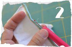 diario de naii: 3 maneras de descoser costura overlock