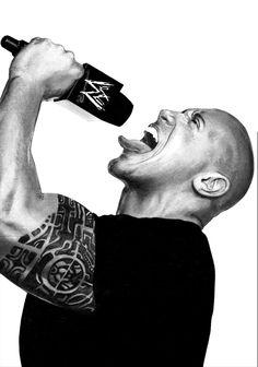 Dwayne ''the Rock'' Johnson - If ya smmmmmeeeeeeeelllllll what the rock. is. cookin!