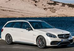 The new Mercedes-Benz E 63 AMG high performance model will be available for both the Saloon and Estate from June produc[…] Mercedes Benz Amg, Latest Mercedes Benz, Benz Car, E63 Amg Wagon, E63 Amg S, Merc Benz, Benz E Class, Station Wagon, Motorcycles