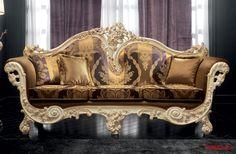 Диван и кресло Arredo e Sofa Sultan