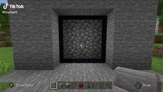 Minecraft Redstone Creations, Plans Minecraft, Minecraft Mansion, Minecraft Room, Minecraft Videos, Minecraft Tutorial, Minecraft Blueprints, Minecraft Crafts, Minecraft Stuff