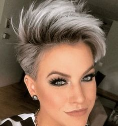 85 New Best Pixie Cut Ideas for 2019 Short Hair Source Pixie Cut Source Blonde Pixie Cut Source Colored Pixie Cut Source Pixie Haircut for Women Source Cute Pixie Cut Source Pixie Cut Black Women Source Spiky Pixie Cut Source… Continue Reading → Short Pixie Haircuts, Straight Hairstyles, Cool Hairstyles, Hairstyle Short, Short Pixie Cuts, Pixie Haircut Styles, Hairstyle Ideas, Beautiful Hairstyles, Short Womens Hairstyles