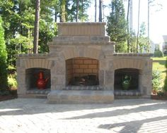 Outdoor Fireplaces and Patios   Outdoor_Fireplace_Charlotte_with_2_dry_storage_area_and_patio_lr.jpg