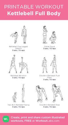 Com/S/Mvjdf kettlebell ab workout, easy Gym Workouts Women, Lifting Workouts, Workout Names, Workout Programs, Body Workout At Home, At Home Workouts, Kettlebell Ab Workout, Kettlebell Training, Gym Plans