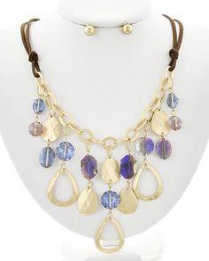 Bridal Necklace & Earring Set