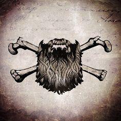 Jolly Roger Beard