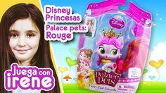 Disney Princesas: Palace Pets - ROUGE ♥ Juega con IRENE ◕‿◕
