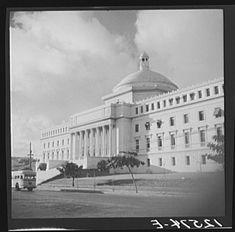 Capitolio (1938). Puerto Rico | Imágenes del Ayer | Vintage Images - Page 37 - SkyscraperCity