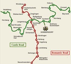 Bed And Breakfast Romantic Road Germany