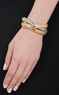 Sidney Garber Rolling Bracelet - Jewelry - 504498613